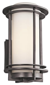 Kichler Lighting Pacific Edge 100W 1-Light Medium Base Lantern KK49345