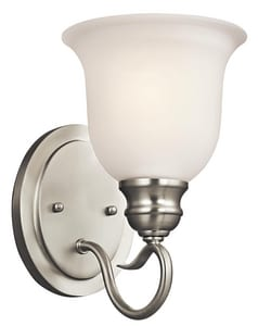 Kichler Lighting Tanglewood Collection 100W 1-Light Wall Sconce KK45901