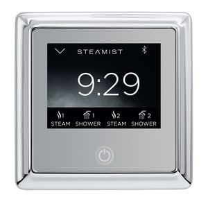 Steamist Total Sense™ On or Off Steam Bath Control STEA450T