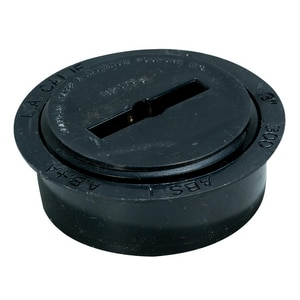 IPS Corporation ABS Insert and Fitting Clean-Out Plug I68804