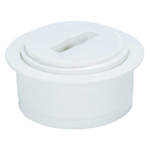 IPS Corporation PVC Insert and Fitting Clean-Out Plug I68826