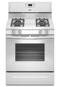 Whirlpool 30 in. Self Cleaning Free Standing Gas Range WWFG510S0A