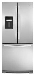 Whirlpool 20 cf French Door Bottom Mount Refrigerator WWRF560SEY