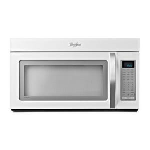 Whirlpool 2 cf Over-The-Range Microwave Hood Combination WWMH53520A