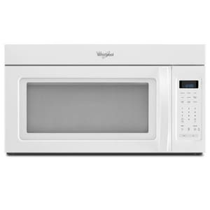 Whirlpool Over-the-Range Microwave with Hidden Vent WWMH31017A