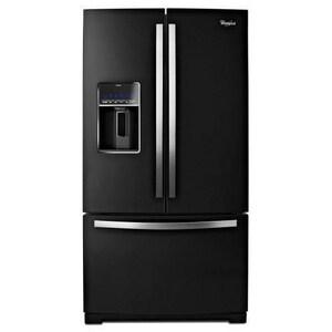 Whirlpool 29 cf French Door Refrigerator WWRF989SDA
