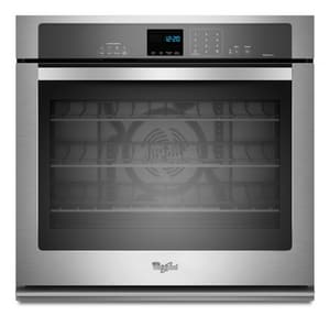 Whirlpool 27 in. 4.3 cf Built-In Single Electric Convection Wall Oven WWOS92EC7A