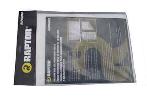 RAPTOR® 12 In. X 16 In. Heat Shield With Foil RAP64010