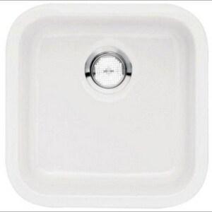 Blanco America Cerana™ 18 7/8 x 18 7/8 x 7 in. Single Bowl Drop-In Bar Sink No Hole B518542