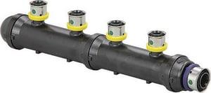 Viega ViegaPEX™ 4-Outlet Plastic PEX Pressure Manifold Closing V49004