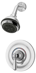 Symmons Industries Allura™ 2.5 gpm Shower System SYM4701