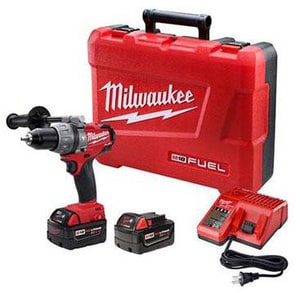 Milwaukee M18™ 8-1/10 in. Hammer Drill Drive Fuel M260422