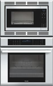 Thermador Masterpiece® 30 in. Masterpiece® Combination Oven in Stainless Steel TMEDMC301JS