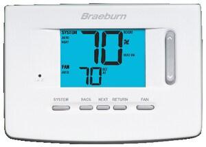 Braeburn Systems Non-Programmable Thermostat BRA320