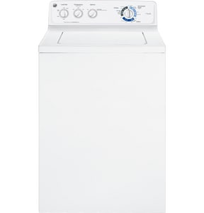 General Electric Appliances 3.7 CF 12-Cycle Washer White GGCWP1800D