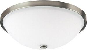 Capital Lighting Fixture 2-Light Flushmount Ceiling Fixture C2323SW