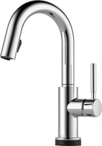 Delta Faucet Solna® 1.8 gpm 1-Hole Bar Faucet with Single Lever Handle D64920LF
