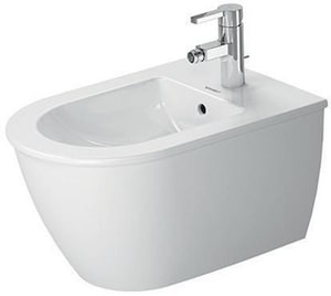Duravit USA Wall Mount Bidet D2249150000