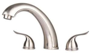PROFLO® Double Lever Handle Roman Tub Faucet 3-Piece PF7870