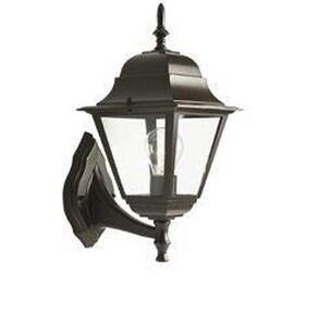 Homestyle Lighting 100 W 1-Light Medium Lantern in Bronze HHS71008125