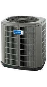 American Standard HVAC 4A6H6 Series 16 SEER Two-Stage R-410A Split-System Heat Pump A4A6H6E1000B
