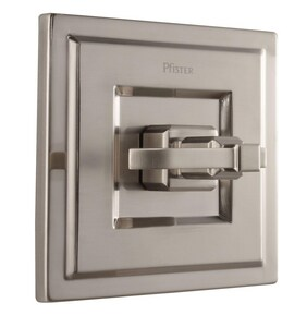 Pfister Carnegie™ Bath and Shower Trim Valve Only with Single Lever Handle PR891WE