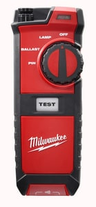 Milwaukee Fluorescent Light Tester M221020