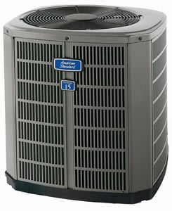 American Standard HVAC Heritage® 5 Ton 15 SEER Direct Drive Single-Stage R-410A 1/4 hp Split-System Heat Pump A4A6H5061E1000B
