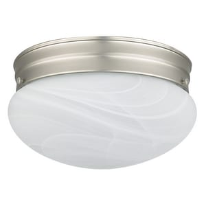 Sunset Lighting and Fans 60W 2-Light Medium E-26 Base Mushroom Ceiling SF3285