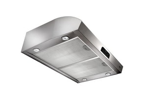 Broan Nutone 630 cfm Under-Cabinet Range Hood in Stainless Steel BQP4SS