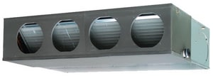 Fujitsu Airstage™ V-II R-410A Wall Mount Outdoor Commercial Heat Pump FARUMRLAV
