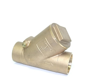Apollo Conbraco 200 psi Bronze Sweat Swing Check Valve A61Y0901