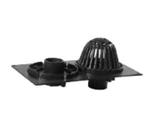 Josam Company No-Hub Small Sump Roof Drain J221028Z