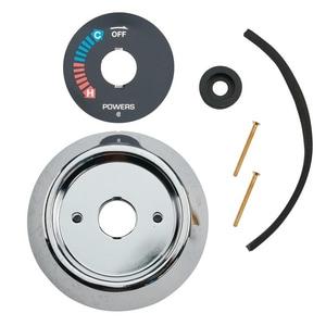 Powers Process Controls Repair Kit Dial Accessory Plate P410445