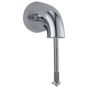 Delta Faucet Metal Base Single Lever Handle in Polished Chrome DH14