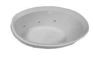 Bathcraft 31-1/4x 60 in. Tub and Shower with Right Hand Drain A563800WH