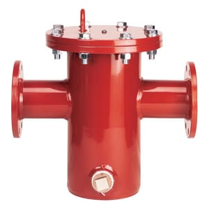 Ames Fire & Waterworks Series 7001 6 in. Flanged Fire Service Strainer A70011COFLGU