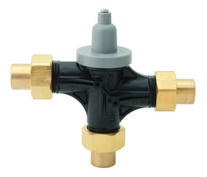 Bradley Corporation Navigator® NPT Thermostat Mixing Valve BS594016S