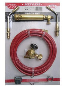 Acetylene Supply Jet T Plus Quick Connect Kit AAKJ3