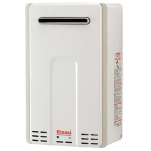 Rinnai 6.3 GPM 150000 BTU Exterior Tankless Water Heater RV65E