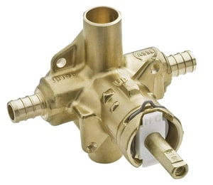 Moen PEX Connection Rough-In Posi-Temp Valve MOE2580
