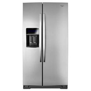 Whirlpool Gold® 25 CF Side-By-Side Refrigerator WWRS965CIAM