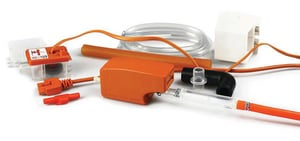 Aspen® Mini Orange Mini Condensate Pump Kit REC83912