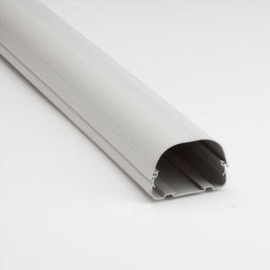 Fortress® 96 in. Duct in White REC84004