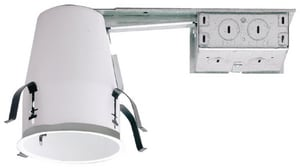 Halo Lighting 5 in. LED Baffle Trim HH99RTAT