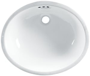 American standard ovalyn undermount oval lavatory sink in bone ferguson for American standard undermount bathroom sink