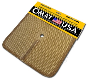 Omat USA Fire Blanket in Grey OCR5720