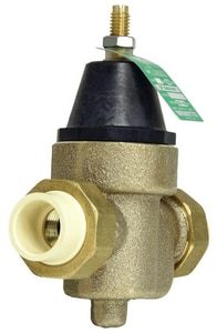 Watts 300 psi Union Pressure Reducing Valve WLFN45BM1DUCPVC