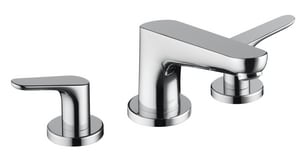 Hansgrohe Focus™ 3-Hole Brass Roman Tub Trim with Double Lever Handle H04365
