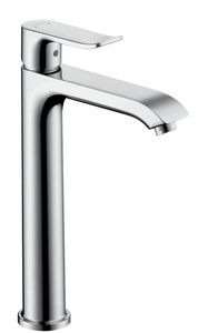 Hansgrohe Metris™ Single-Handle Lavatory Faucet with Lever Handles H31183